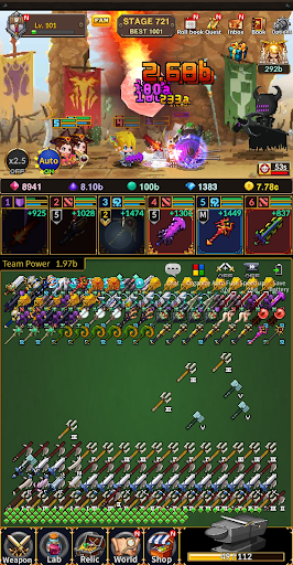 Weapon Heroes screenshot 8