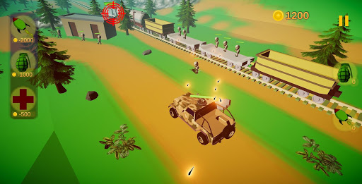 Tiny Soldiers screenshot 6