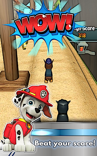PAW Patrol: Pups Runner screenshot 1