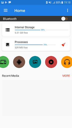 Bluetooth Files Transfer screenshot 2