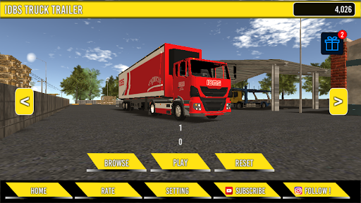 IDBS Truck Trailer screenshot 8