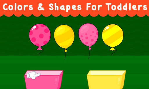 Toddler Games for 2 and 3 Year Olds screenshot 1
