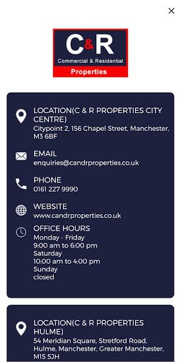 C&R Properties screenshot 7