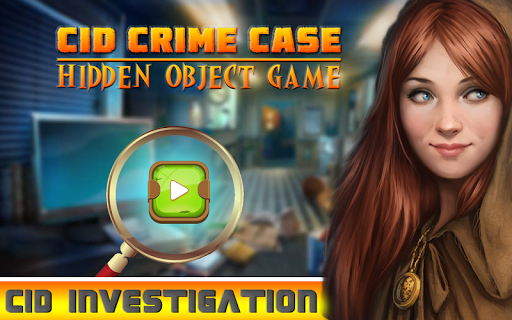 CID Crime Case Investigation : Hidden Object Game screenshot 1
