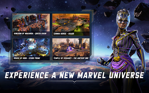 MARVEL Realm of Champions screenshot 13