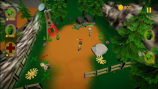 Tiny Soldiers screenshot 9