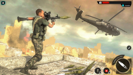 Cover Strike Fire Gun Game: Offline Shooting Games screenshot 13