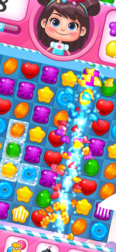 Candy Fever Saga screenshot 9