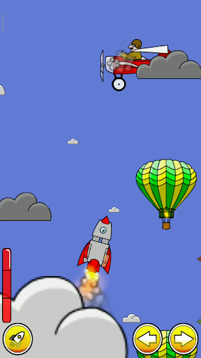 Rocket Craze screenshot 1