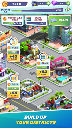 Idle Cash City screenshot 2