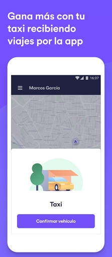 Cabify Drivers screenshot 2