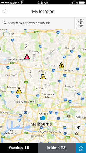 Vic Emergency screenshot 5