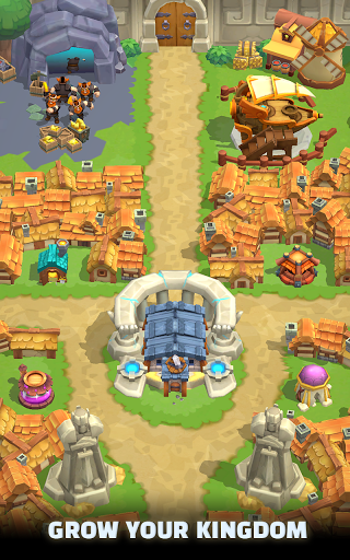 Wild Castle TD screenshot 2