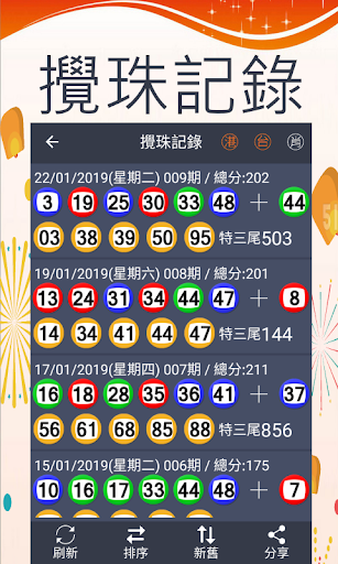 六合彩 screenshot 12
