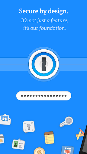 1Password screenshot 2