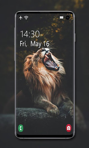 Lion Wallpaper 🦁 screenshot 3