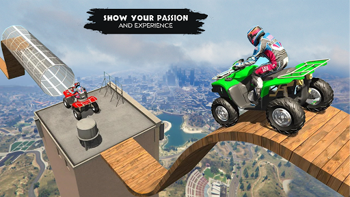 ATV Quad Bike Simulator 2021 screenshot 6