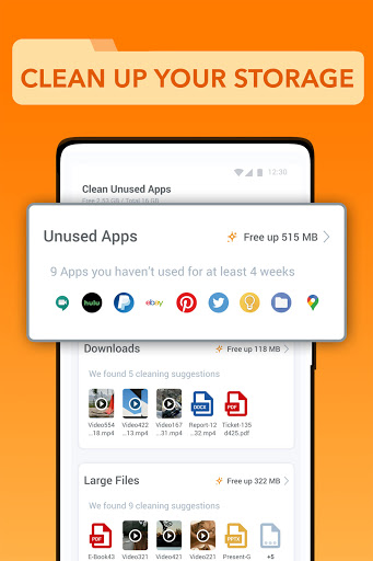 ASTRO File Manager screenshot 1