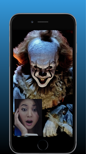 New Live Call Pennywise! screenshot 2