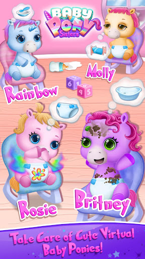 Baby Pony Sisters screenshot 1