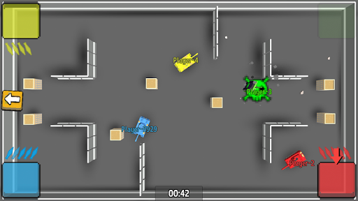 Cubic 2 3 4 Player Games screenshot 24