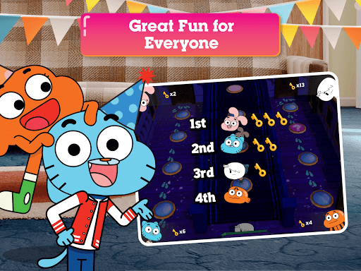 Gumball's Amazing Party Game screenshot 16