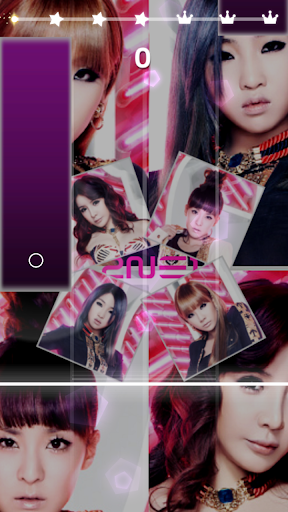 2 NE 1 Magic Tiles 3-KPOP Music Tiles screenshot 8