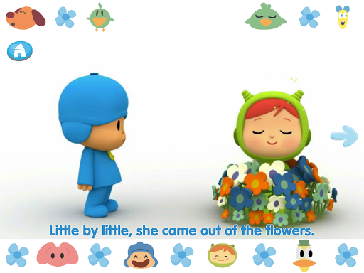 Pocoyo meets Nina screenshot 11