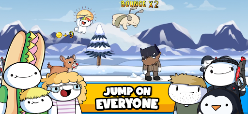 TheOdd1sOut: Let's Bounce screenshot 4