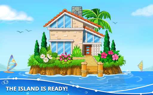 Game Island. Kids Games for Boys. Build House screenshot 19