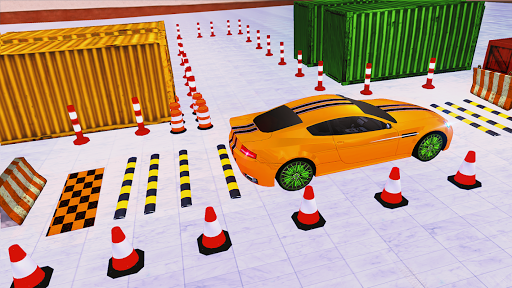 Street Car Parking 3D screenshot 2