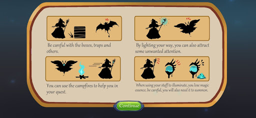 Witch's Lair screenshot 2