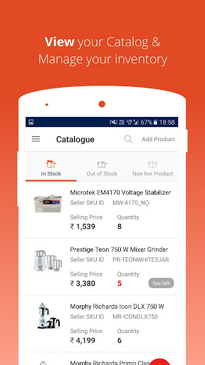 Paytm Mall Store Manager screenshot 2