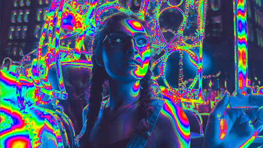 Psychedelic camera screenshot 1