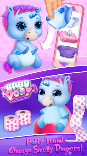 Baby Pony Sisters screenshot 4