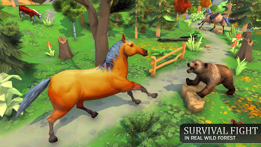 Horse Derby Survival Game: Free Horse Game screenshot 11