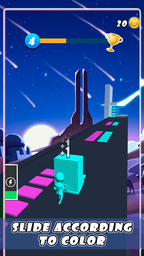 Color Stack - Stack Tower screenshot 1