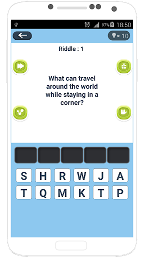 Brain riddles and answers screenshot 2