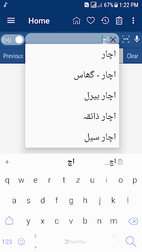 English Urdu Dictionary screenshot 4