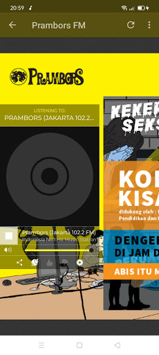 Streaming TV & radio lokal screenshot 3