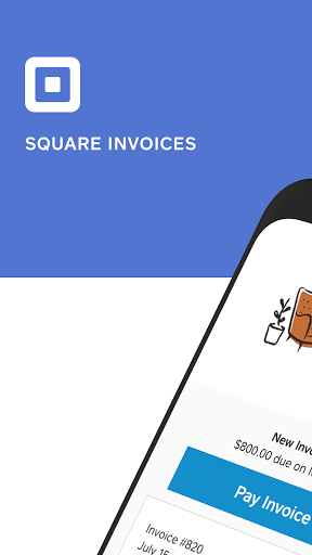 Square Invoices screenshot 1