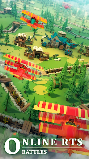 Game of Trenches 1917: The WW1 MMO Strategy Game screenshot 2