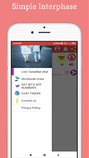 CANADA DATING & CANADIAN CHAT, FOREIGNERS, SINGLES screenshot 4