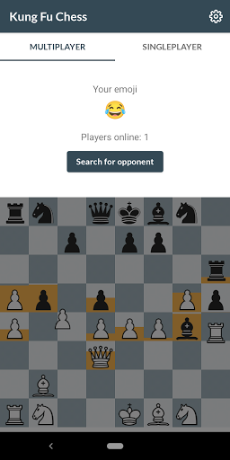 Kung fu chess - Online real-time chess w/o turns♟️ screenshot 3