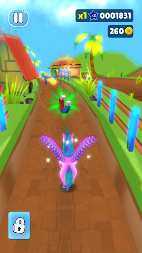 Magical Pony Run screenshot 10
