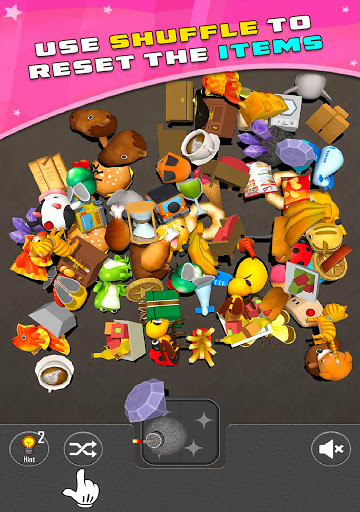 Pair Matching 3D Puzzle Game Bildschirmfoto 7
