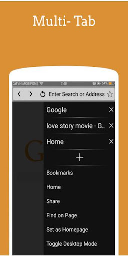 U Indian Browser -Fast, Secure and Powerful screenshot 2