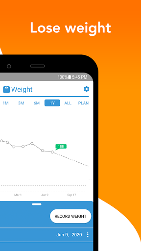 Calorie Counter by Lose It! for Diet & Weight Loss screenshot 3