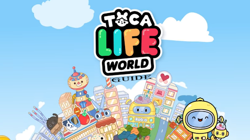 Guide Toca Life World City 2021 screenshot 1