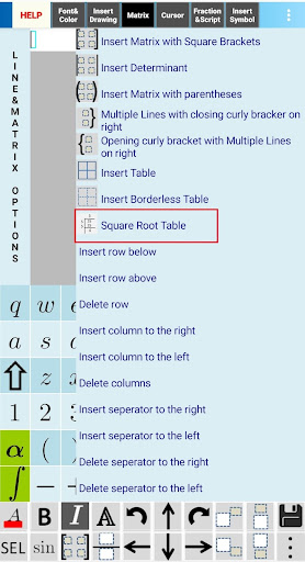 Equation Editor and Math Question and Answer Forum screenshot 4